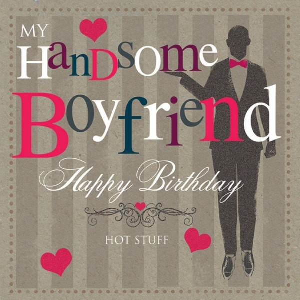 Boyfriend The Collection Of Sweet Birthday Poems For Your