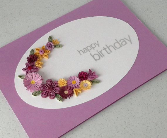 10 Graceful and Attractive Birthday Cards to Send Your Wish to Your Mom 2