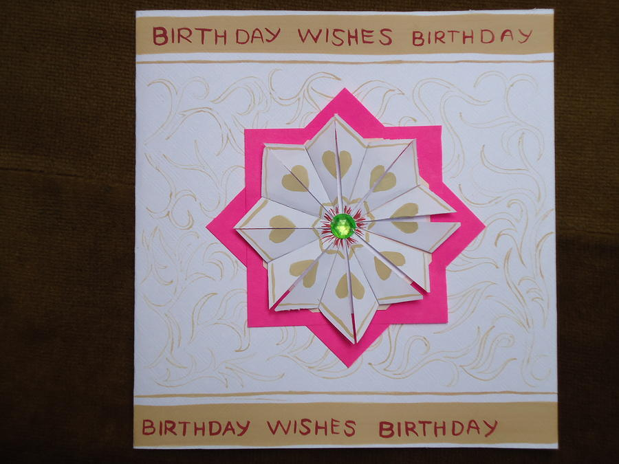10 Graceful and Attractive Birthday Cards to Send Your Wish to Your Mom 9