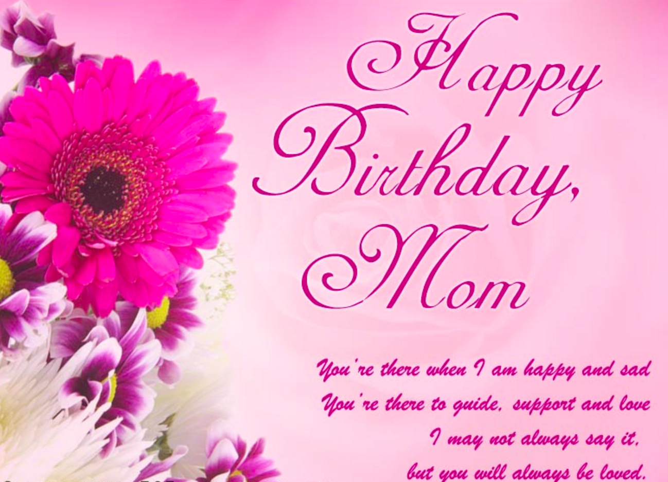 10 Heartfelt Birthday Cards With Quotes To Send Your Lovely Mom