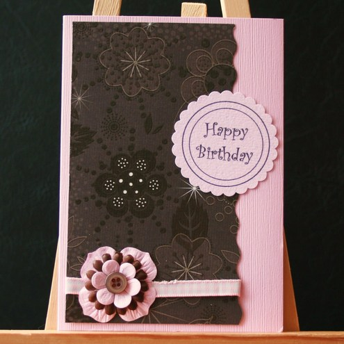 10 Wonderful and Attractive Birthday Cards to Send to Your Beloved – Birthday Card Crafts