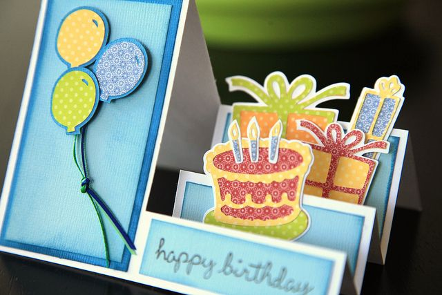 Happy Birthday Homemade Cards gangcraftnet – Handmade Birthday Card Design