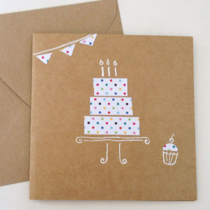 Nice and Appealing Birthday Cards to Send to Your Friends 9
