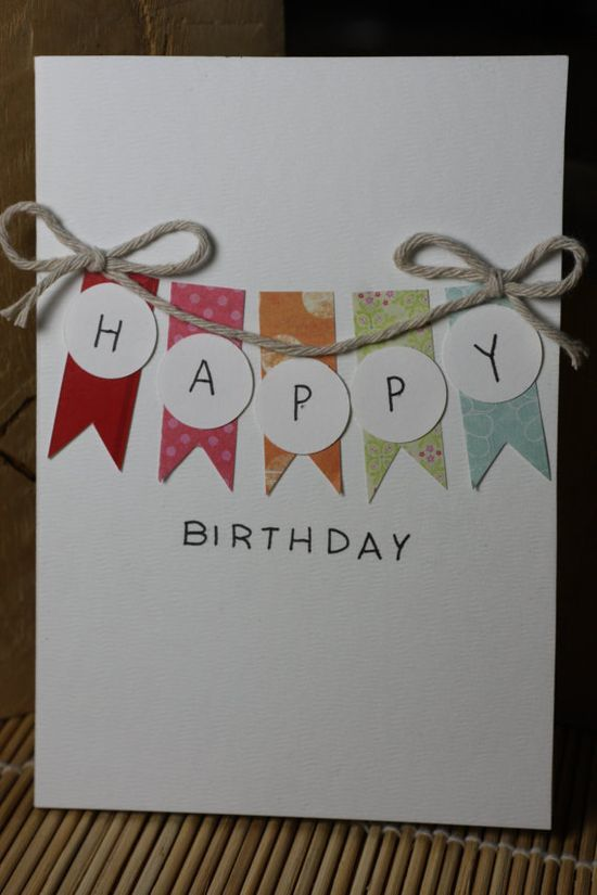 The Collection of Vivid and Colorful Birthday Cards That Your Friend Will Like 10