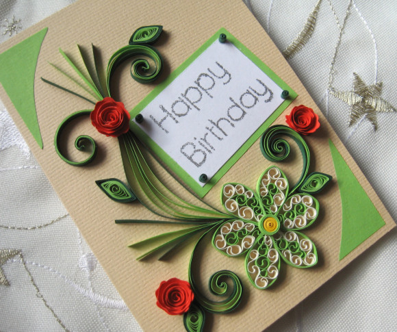 The Collection of Vivid and Colorful Birthday Cards That Your Friend Will Like 5