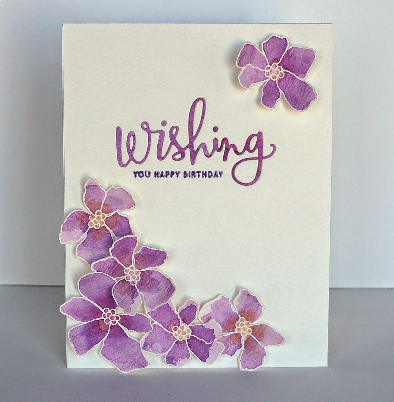 10 Beautiful and Impressive Birthday Cards to Send to Your Beloved Wife 4