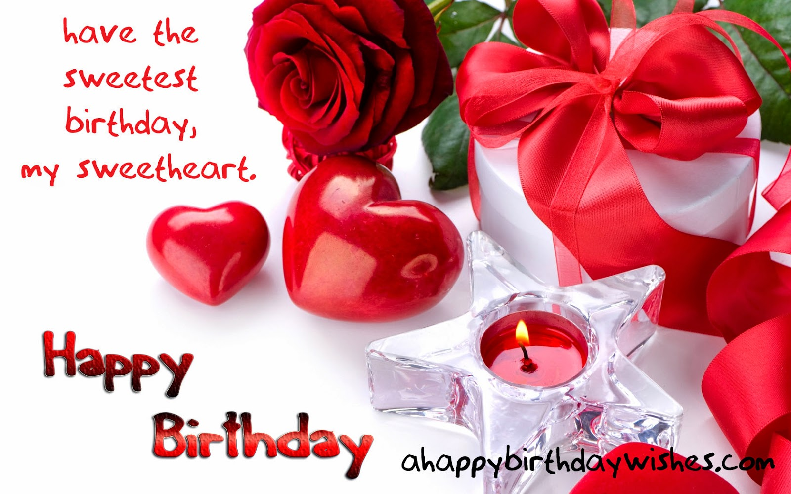Heartfelt Birthday Wishes That Can Express Your Love to Girlfriend on Her Birthday 1