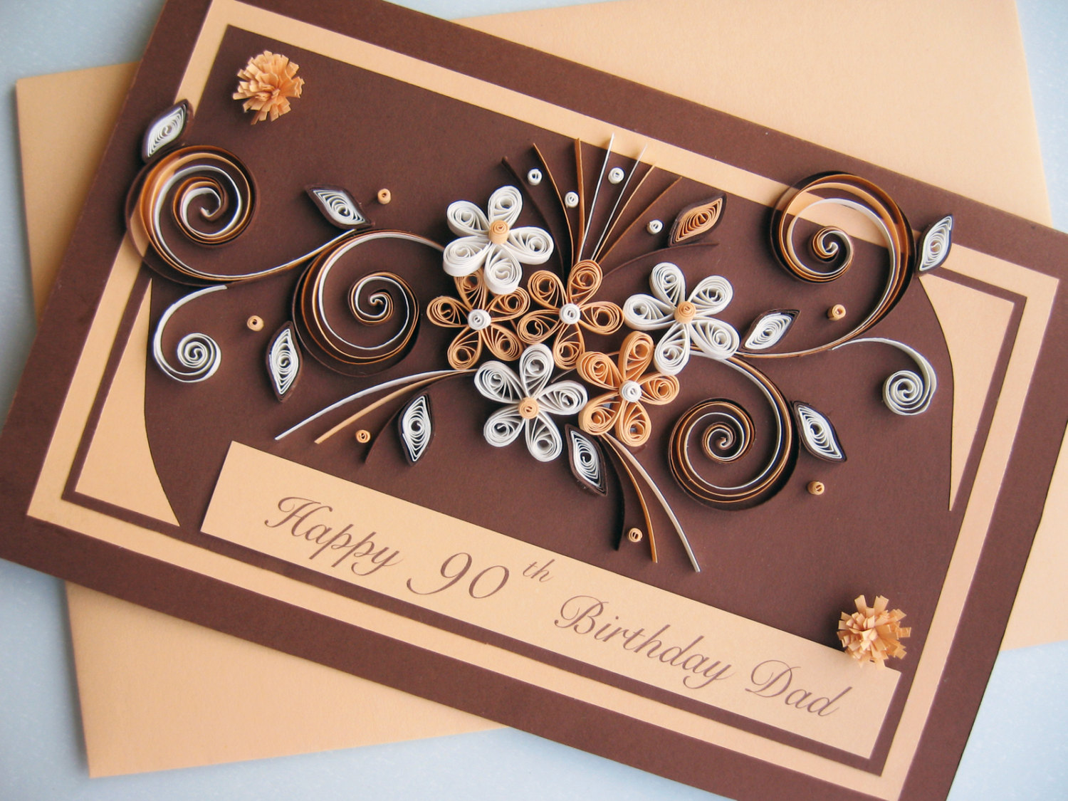 Nice and Gorgeous Birthday Cards to Send to Father on His Birthday 2