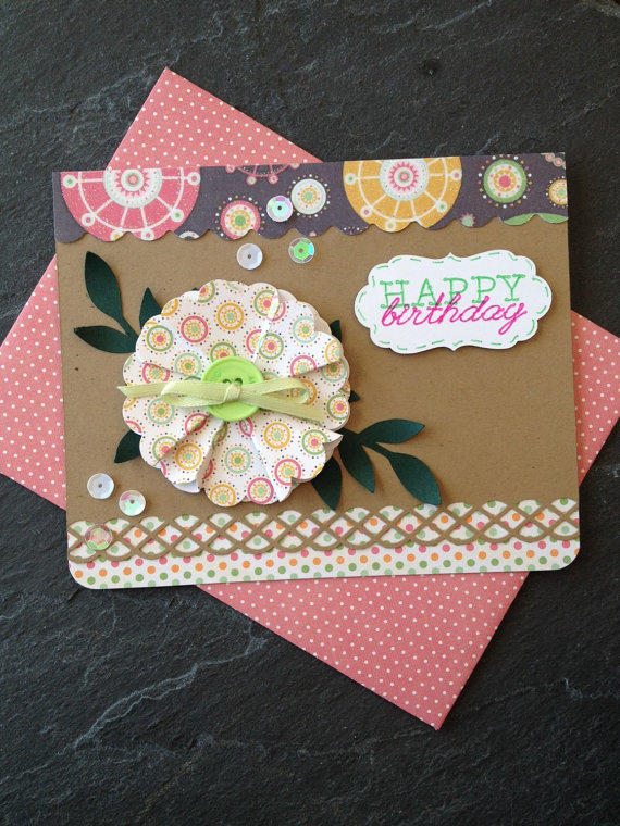 Pretty and Attractive Birthday Cards to Send Your Wishes to Mom 8