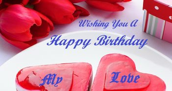 Special and Interesting Birthday Wishes That Can Impress Your Girlfriend on Her Birthday 2