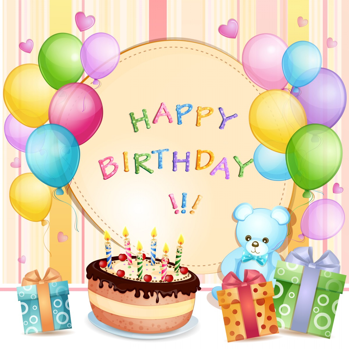 Special and Interesting Birthday Wishes That Can Impress Your – Happy Birthday Card with Song