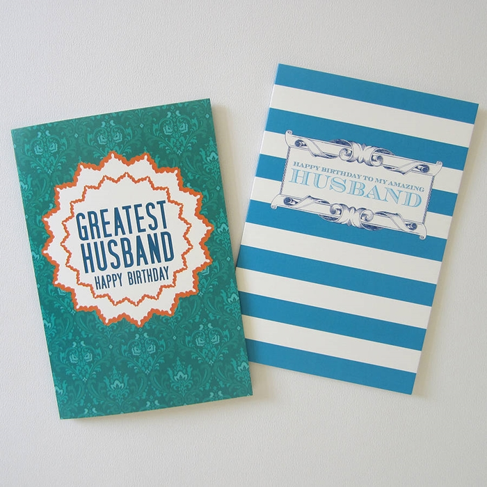 Beautiful and Impressive Birthday Cards to Send Your Wish to Husband 1