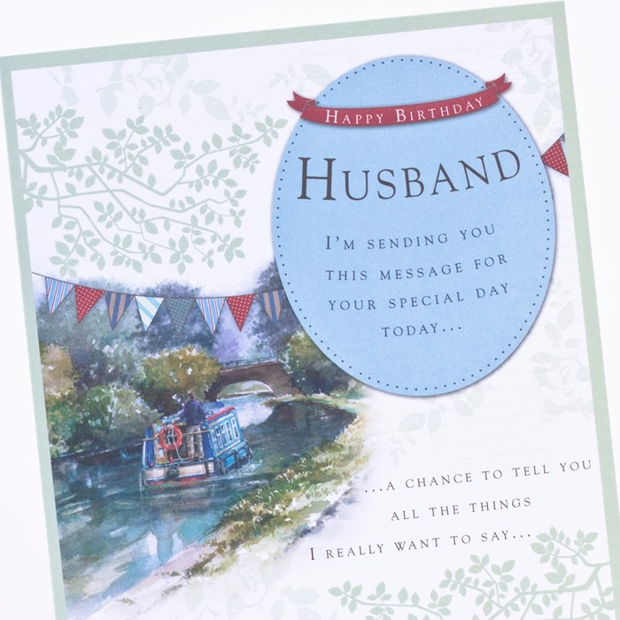 Beautiful and Impressive Birthday Cards to Send Your Wish to Husband 7