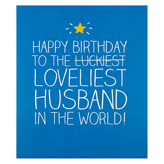Beautiful and Impressive Birthday Cards to Send Your Wish to Husband 8