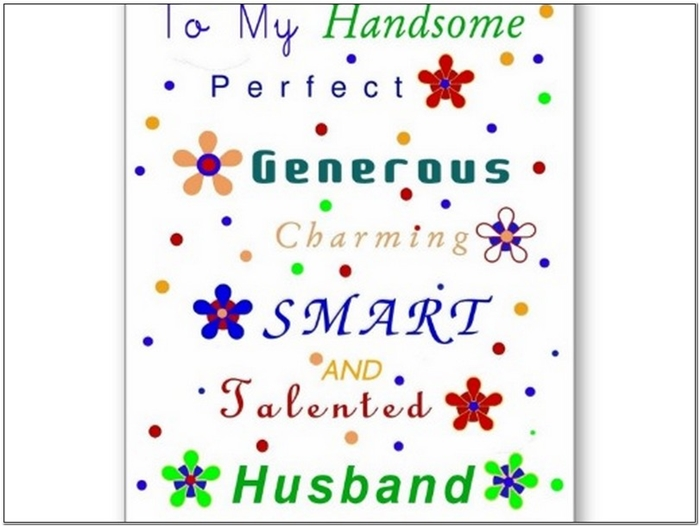 Beautiful and Impressive Birthday Cards to Send Your Wish to Husband 9