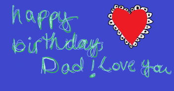 Beautiful and Sincere Birthday Wishes to Send to Dad on His Birthday 2