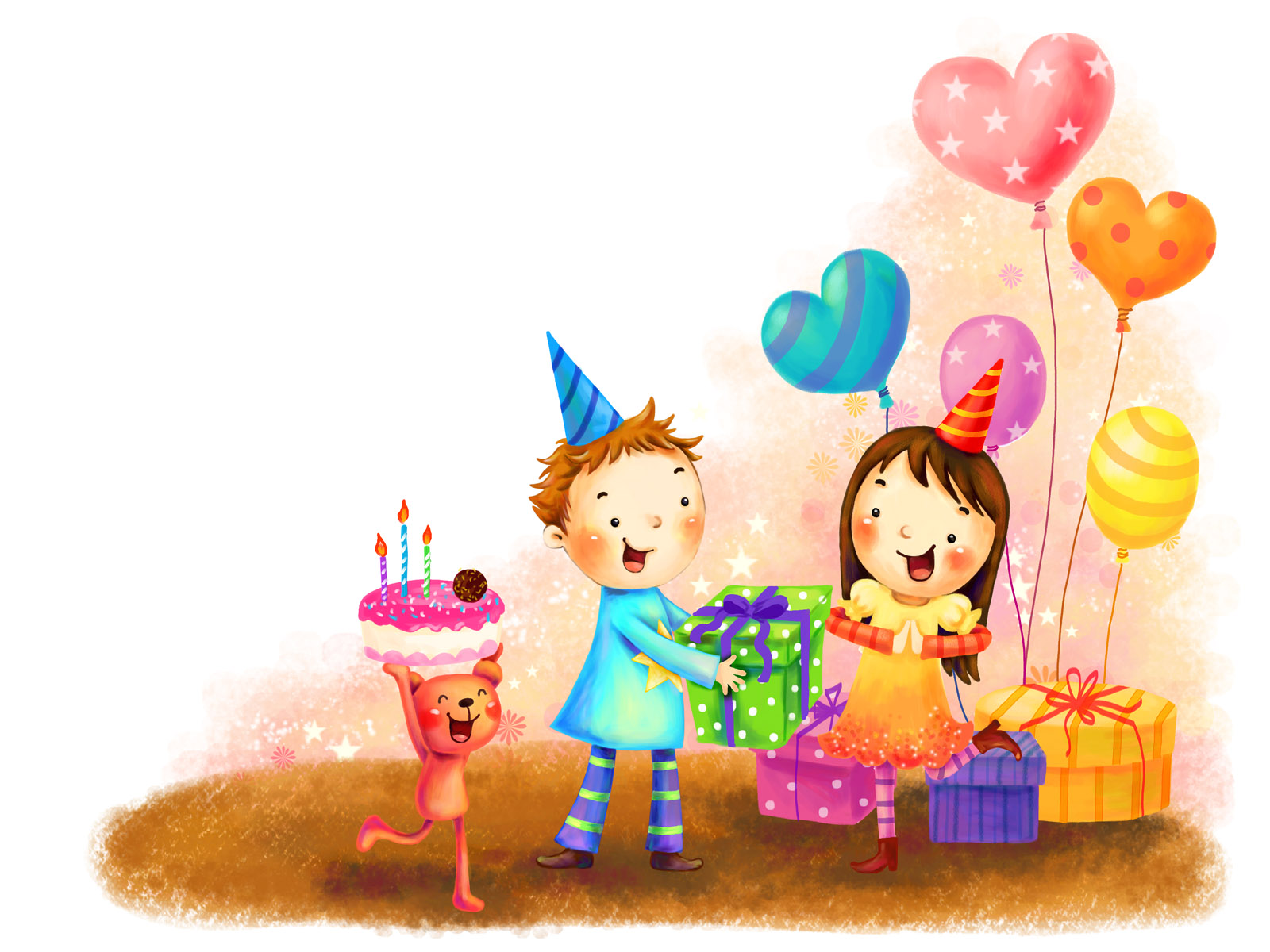 Great and Impressive Birthday Wishes to Express Your Love to Your Little Daughter 3