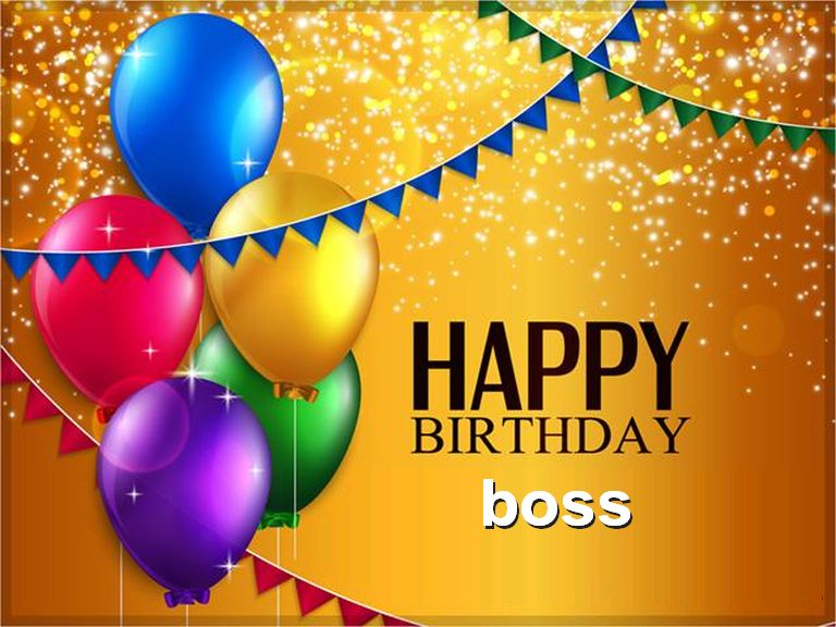 Impressive and Wonderful Birthday Wishes That Can Express Your Gratitude to Boss 3