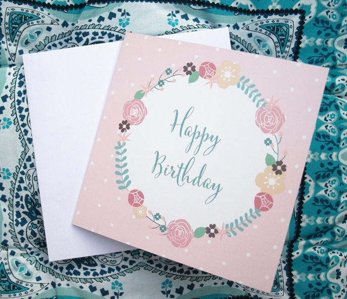 Lovely and Unique Birthday Cards to Send to Your Beloved Wife 3