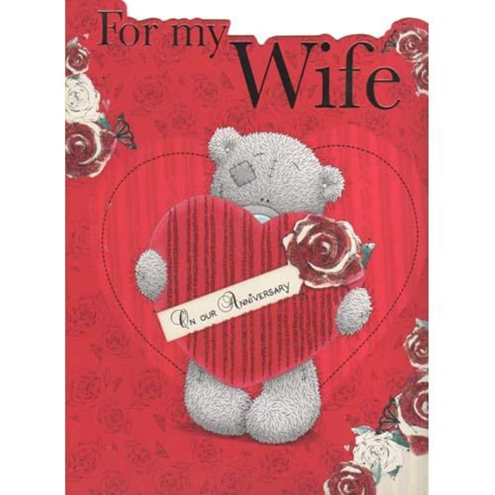 Lovely and Unique Birthday Cards to Send to Your Beloved Wife 4