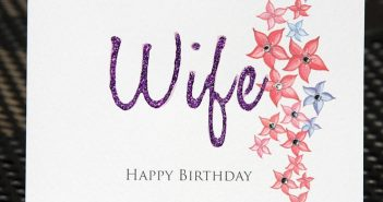 Lovely and Unique Birthday Cards to Send to Your Beloved Wife 8