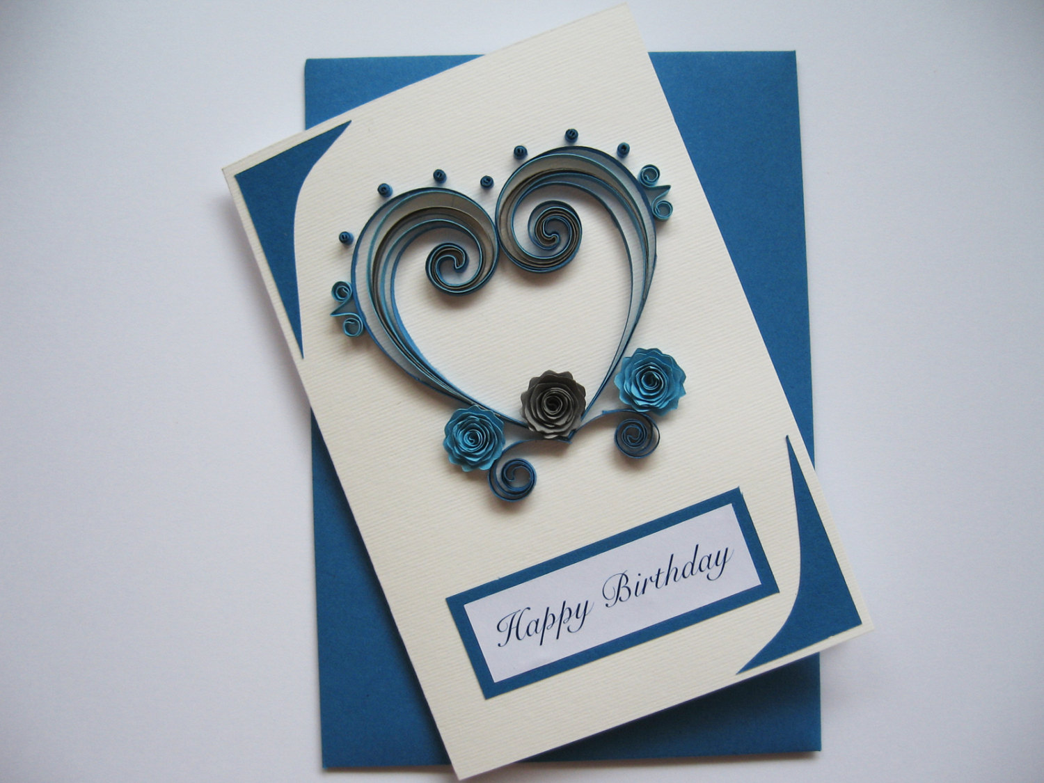 Sweet and Heartfelt Birthday Wishes That Can Touch Your – Handmade Birthday Card for Lover
