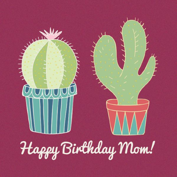 The Collection of Cute and Lovely Birthday Wishes for Mom That You Need 3
