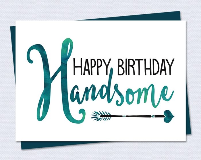 The Collection of Nice and Vivid Birthday Cards for Your Dear Husband 3