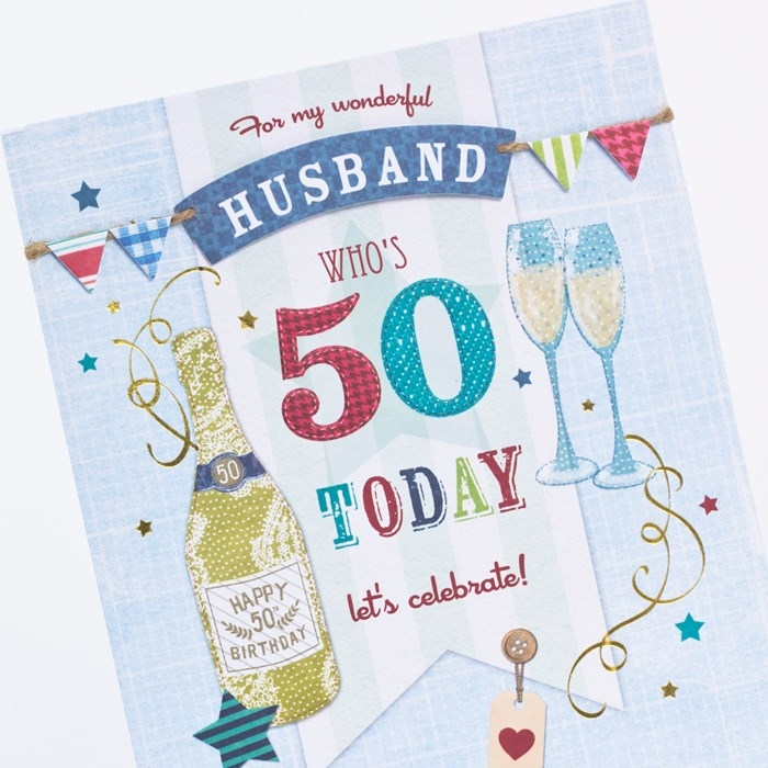 The Collection Of Nice And Vivid Birthday Cards For Your Dear Husband 4