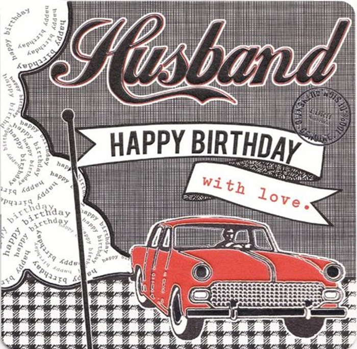 The Collection of Nice and Vivid Birthday Cards for Your Dear Husband 5