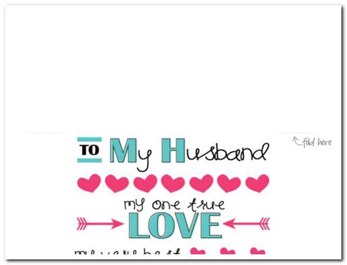 The Collection of Nice and Vivid Birthday Cards for Your Dear Husband 8