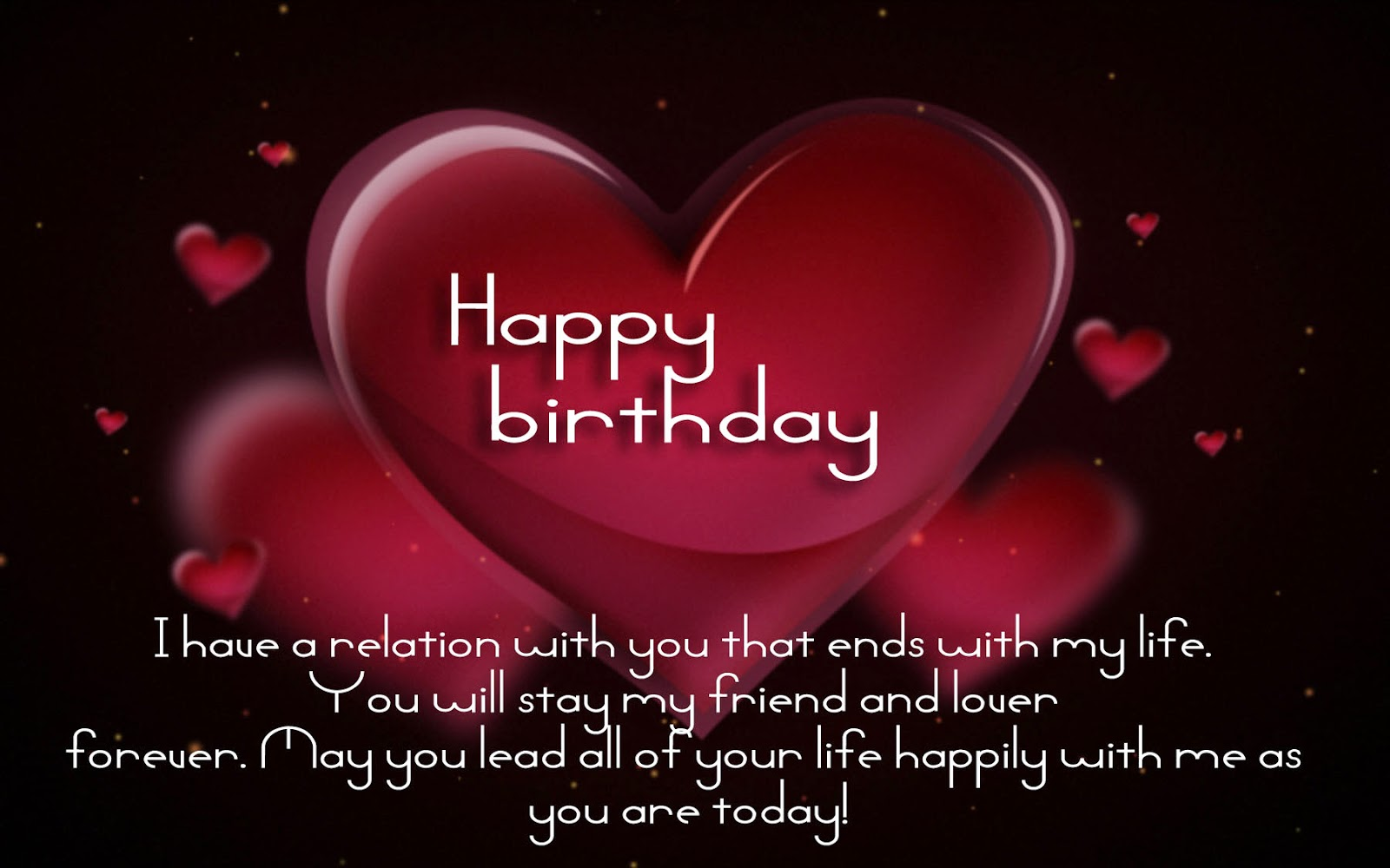 The Collection of Sweet Birthday Wishes to Send to Your Boyfriend – Live Birthday Greetings
