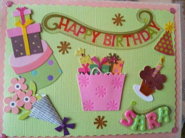 The Collection of Wonderful Birthday Cards to Send to Your Lovely Sister 5