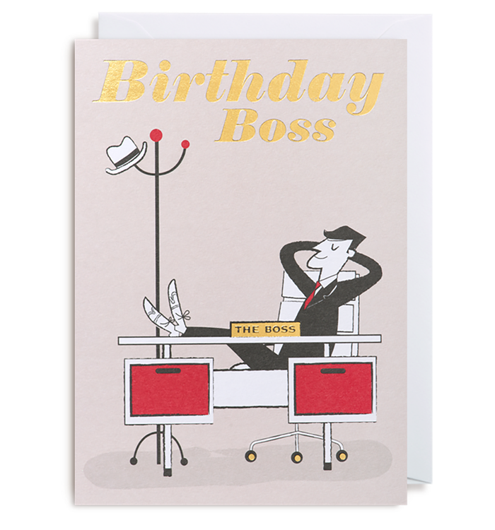 The Collection of Beautiful and Impressive Birthday Cards for Boss 10