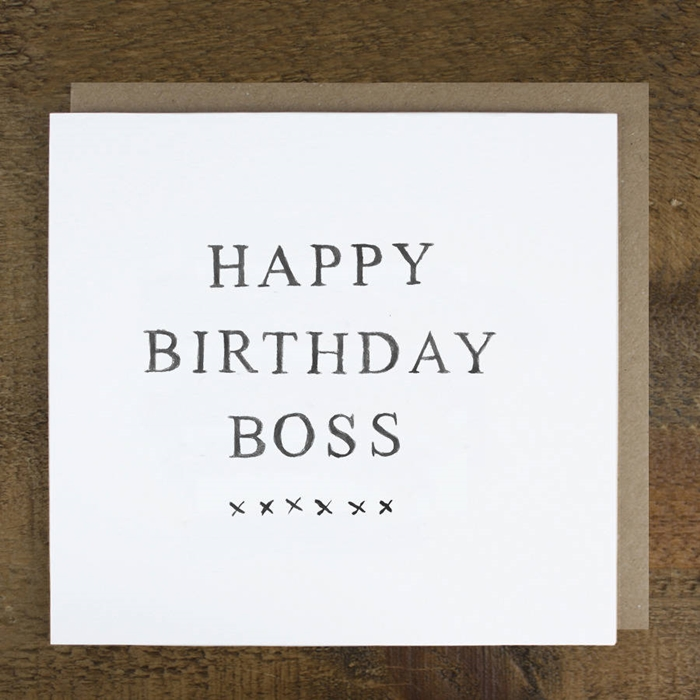 The Collection Of Beautiful And Impressive Birthday Cards For Boss 11