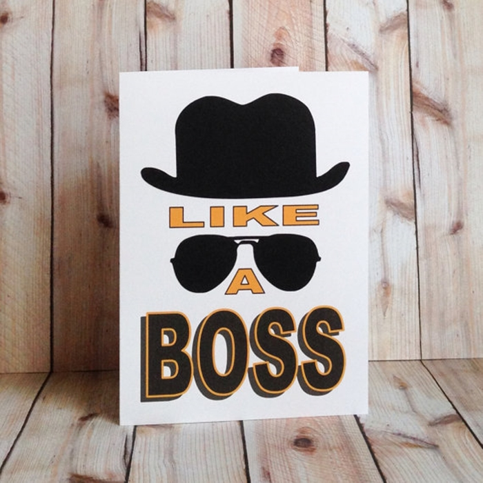 The Collection of Beautiful and Impressive Birthday Cards for Boss 6