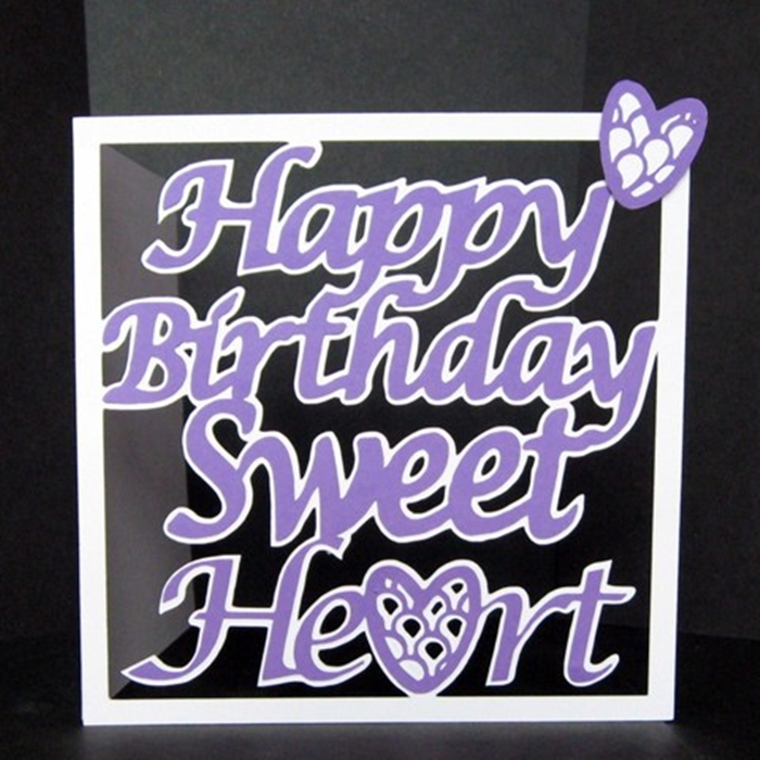 The Most Beautiful Birthday Cards to Send to Your Sweetheart 1