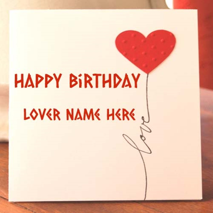 The Most Beautiful Birthday Cards To Send Your Sweetheart 7