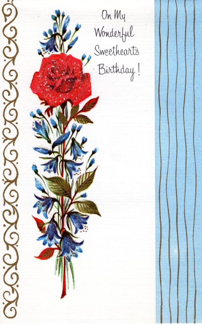 The Most Beautiful Birthday Cards to Send to Your Sweetheart 8