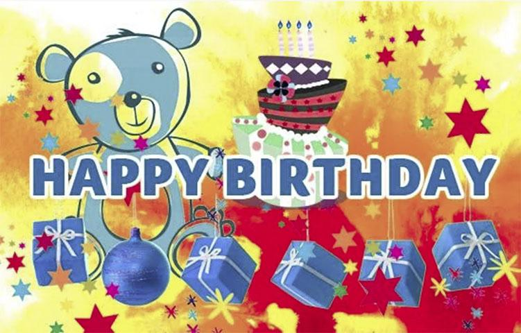 Wonderful and Fantastic Birthday Wishes to Write for Your Brother on His Birthday 2