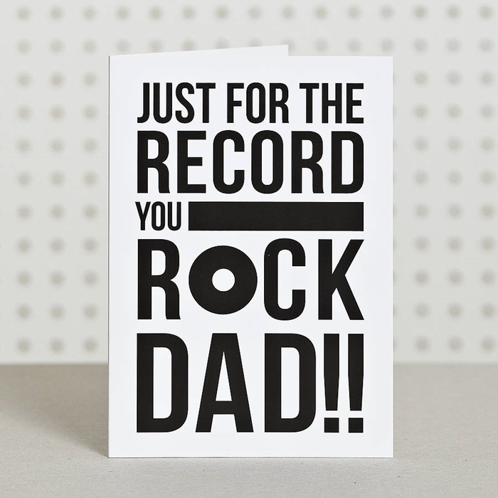 Beautiful and Impressive Birthday Cards to Send Your Love to Dad 10
