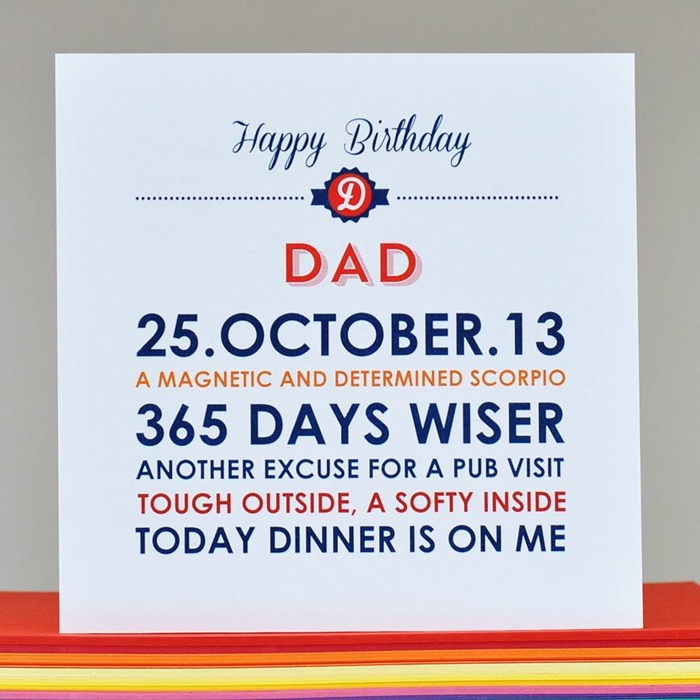 Great And Wonderful Birthday Wishes That Can Make Your Father Touched 1