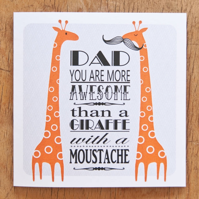 Great and Wonderful Birthday Wishes That Can Make Your Father – Birthday Card for Dad