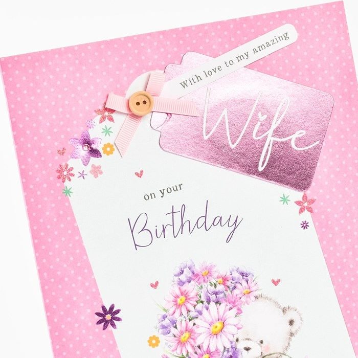 The Collection of Interesting Birthday Cards That Your Wife Will Like 10