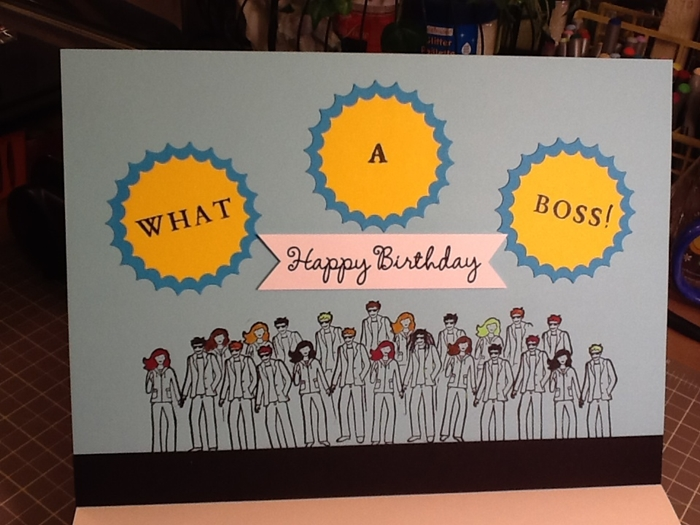 Unique and Wonderful Birthday Cards to Show Your Respect to Your Boss 3