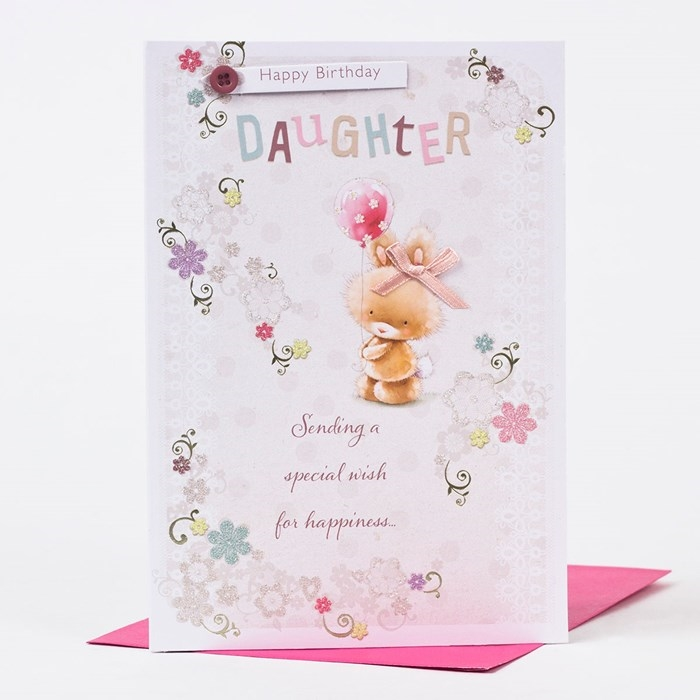 Amazing Birthday Cards That Can Make Your Daughter's Birthday Unforgettable 6