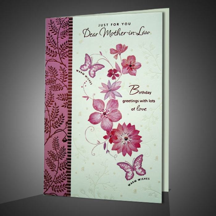 Beautiful Birthday Cards to Send to Your Mother-in-Law on Her Birthday 8