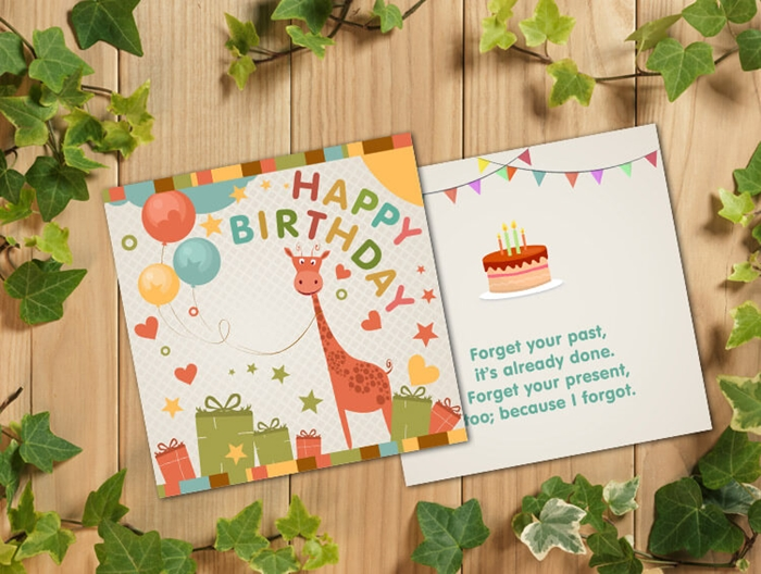 The Best Collection of Funny and Lovely Birthday Cards for Friends 2