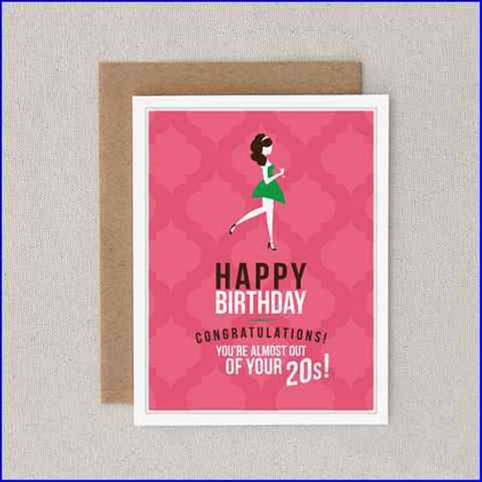 The Best Collection of Funny and Lovely Birthday Cards for Friends 7