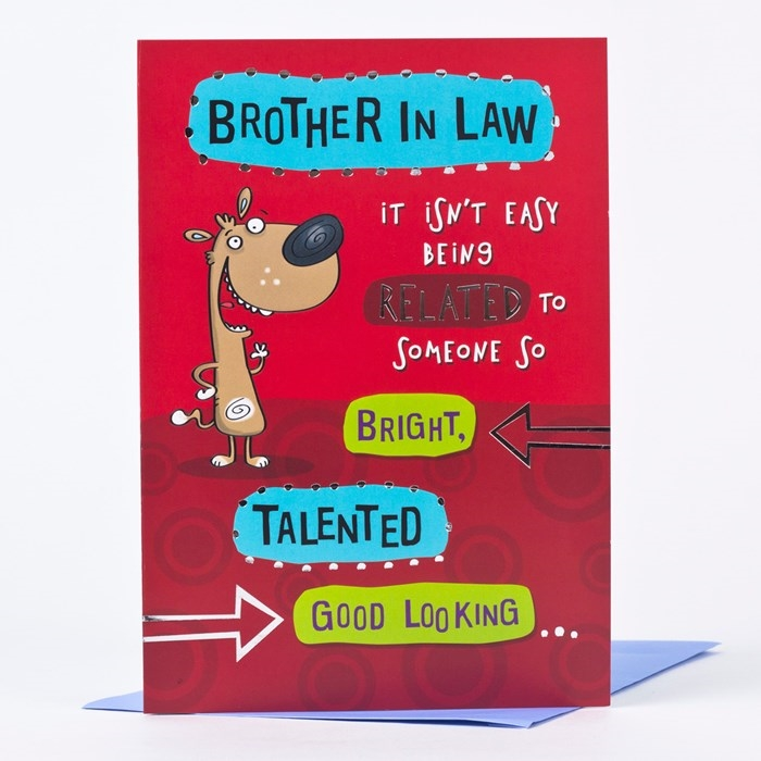 Wonderful Birthday Cards That Can Make Your Brother In Law Surprised 6
